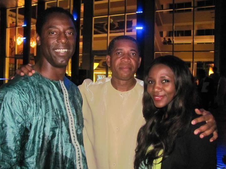 Doctor Bello Genevieve Nnaji Stephanie Okereke star alongside Isaiah Washington