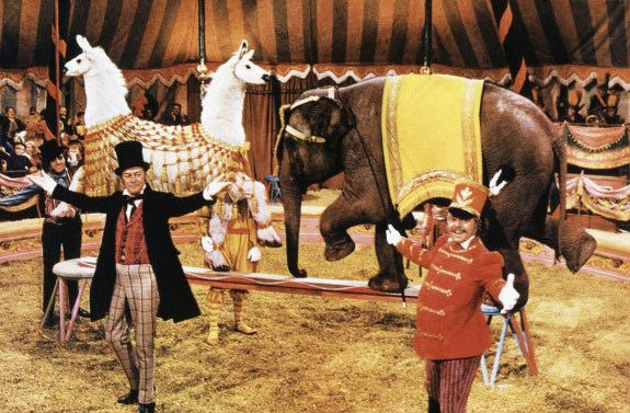 Doctor Dolittle (film) movie scenes You might like Doctor Dolittle or you might not Even if it was a box office bomb it s a memorable musical of sweeping scope