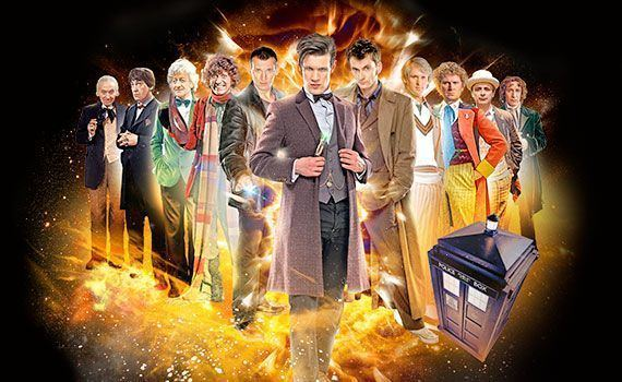 Doctor Who Doctor Who Who39s the Best Who Observer