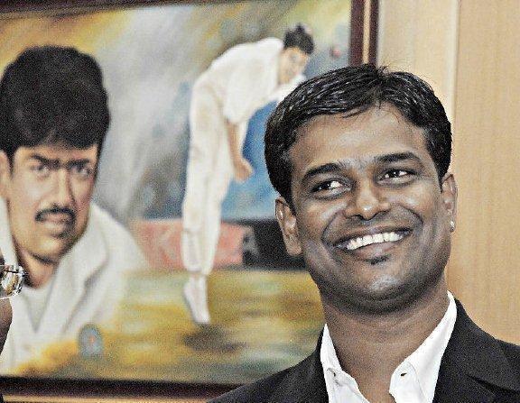 Dodda Ganesh (Cricketer) in the past