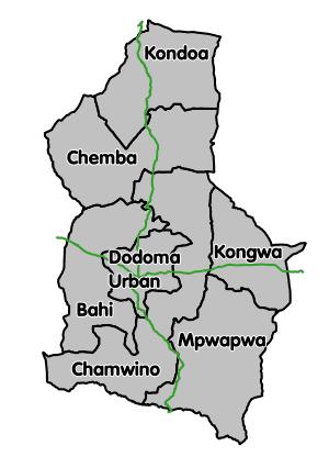 Dodoma Region Wikipedia