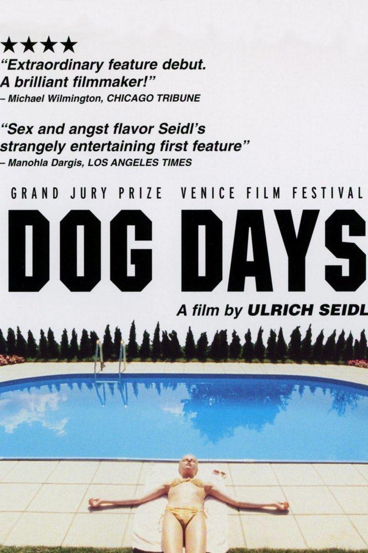Dog Days (2001 film) wwwgstaticcomtvthumbdvdboxart29424p29424d