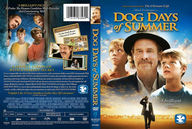 Dog Days of Summer (film) Dog Days of Summer DVD cover tamiamifilms Flickr