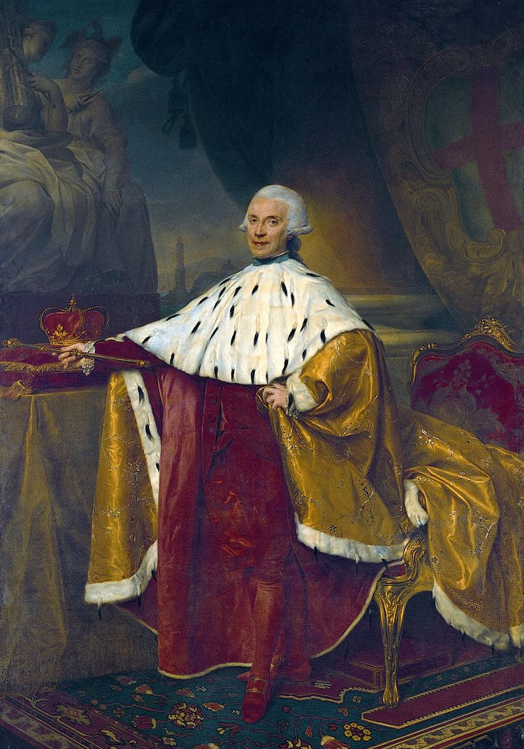 Doge of Genoa FileMichelangelo Cambiaso doge della Repubblica di Genova 1792