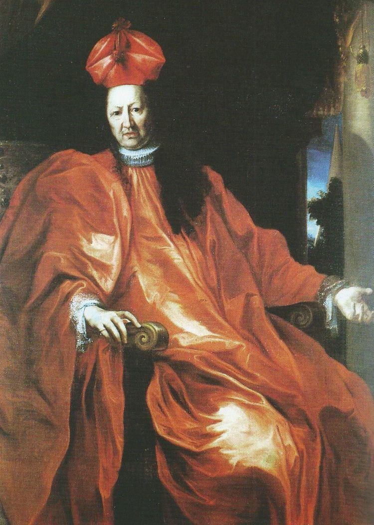 Doge of Genoa Rembrandt39s Genoese altarpiece Rembrandt39s Room