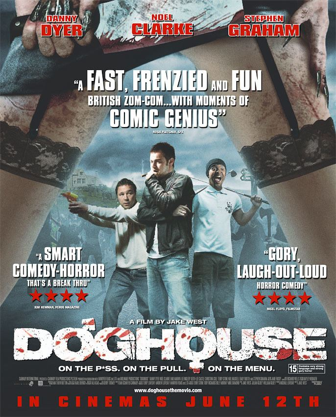 Doghouse (film) Horror and Zombie film reviews Movie reviews Horror Videogame