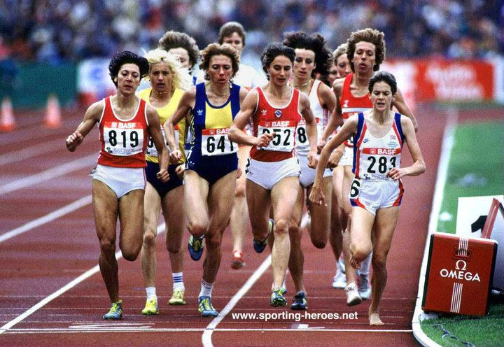 Doina Melinte Doina MELINTE 1984 Olympic Games 800m Champion Romania