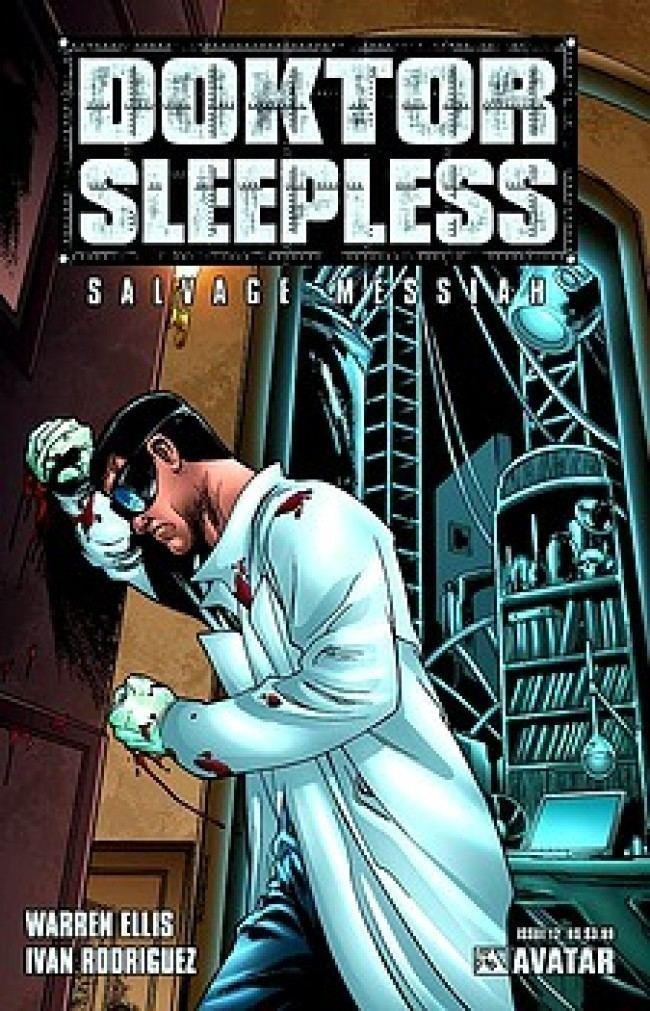 Doktor Sleepless DOKTOR SLEEPLESS 12