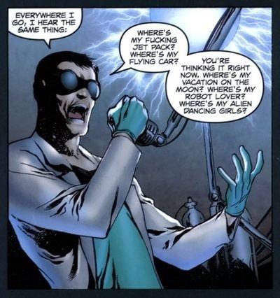 Doktor Sleepless Character Comic Vine