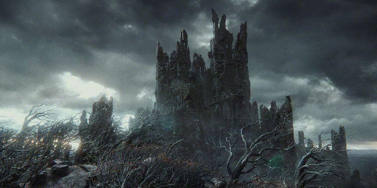Dol Guldur On This Day In Dol Guldur Returns Mordor The Land of Shadow