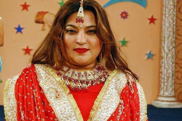Dolly Bindra Dolly Bindra accuses Radhe Maa of sexual exploitation