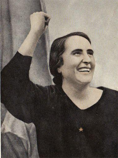 Dolores Ibárruri Dolores Ibrruri Archive