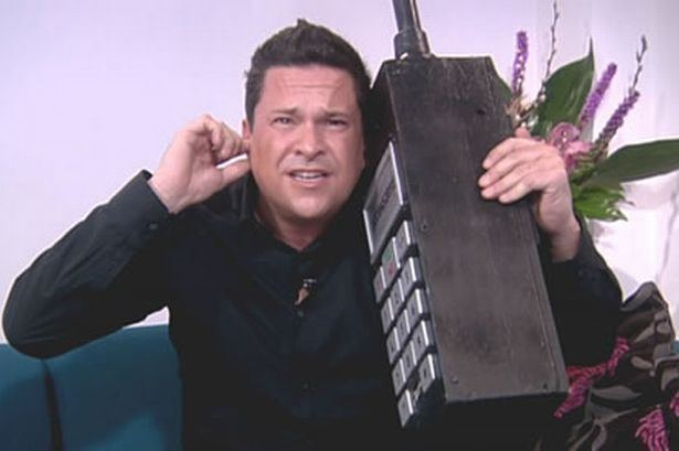 Dom Joly Inside the crazy world of Dom Joly Daily Record