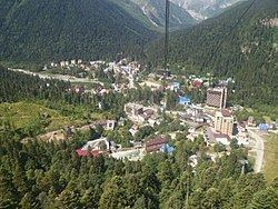 Dombay, Karachay-Cherkess Republic Dombay KarachayCherkess Republic Wikipedia