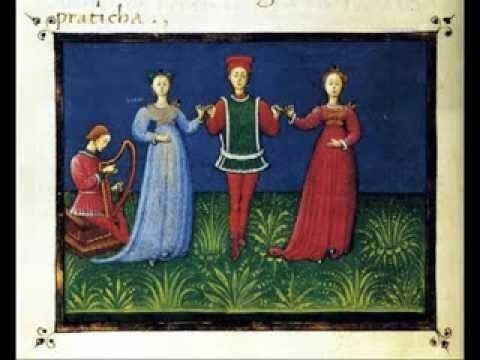 Domenico da Piacenza Domenico di Piacenza La Gelosia YouTube