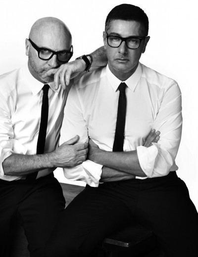 Domenico Dolce Domenico Dolce Stefano Gabbana Fashion Designer Designers