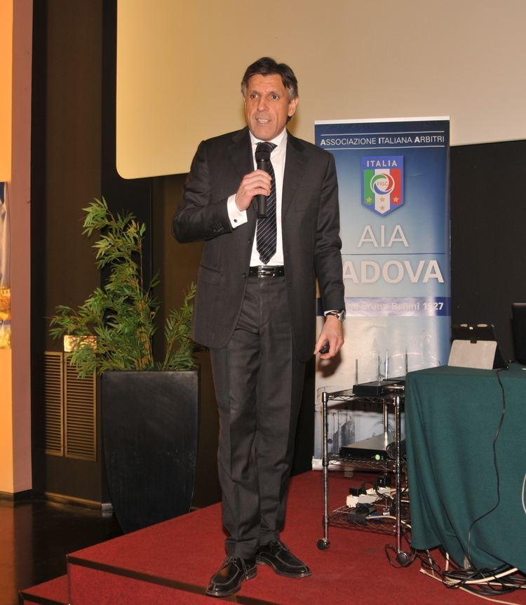 Domenico Messina AIA Associazione Italiana Arbitri Sezione di Padova