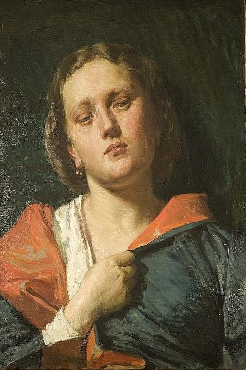 Domenico Morelli Domenico Morelli Works on Sale at Auction amp Biography