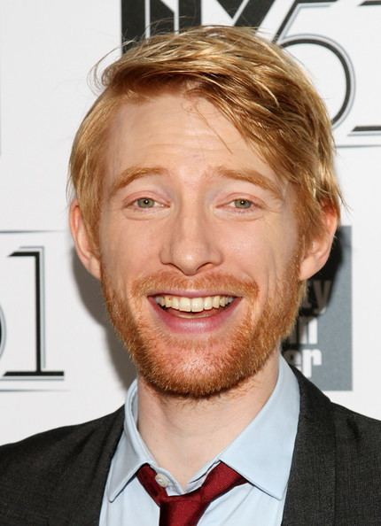 Domhnall Gleeson Classify StrawberryBlond Irish Actor Director and