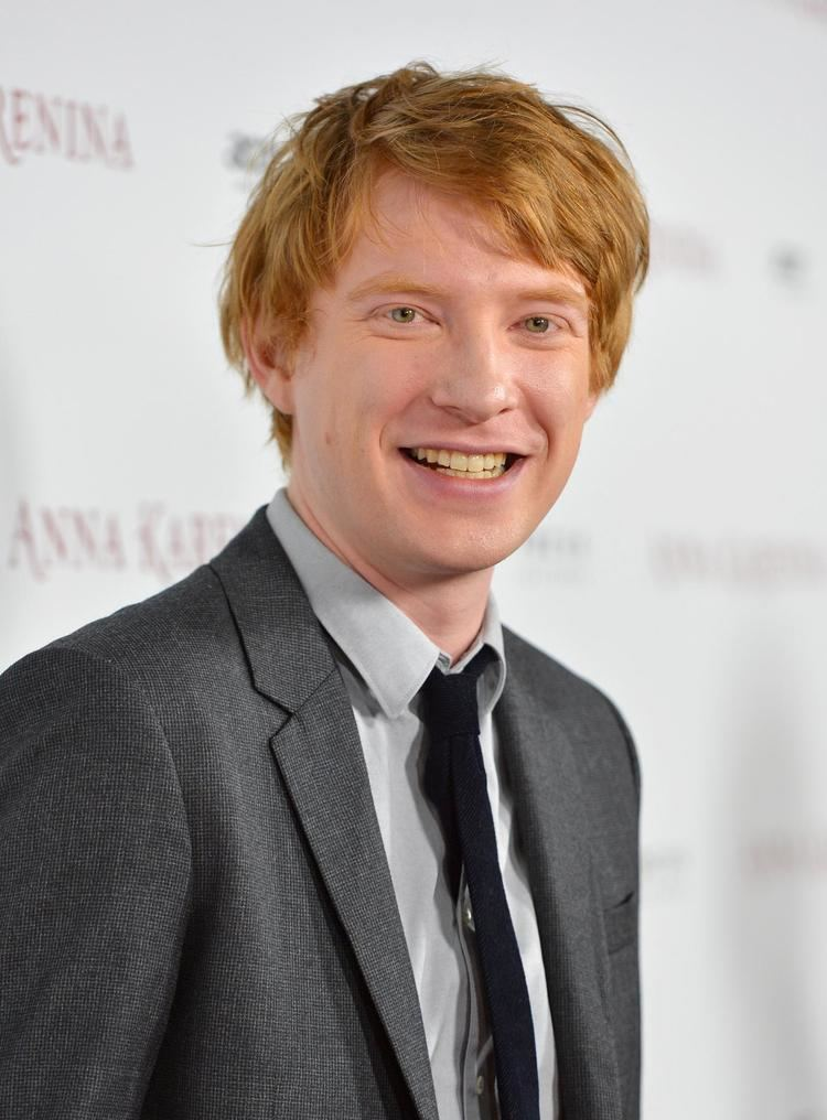 Domhnall Gleeson I think Domhnall Gleeson39s quotGeneralquot character is going to