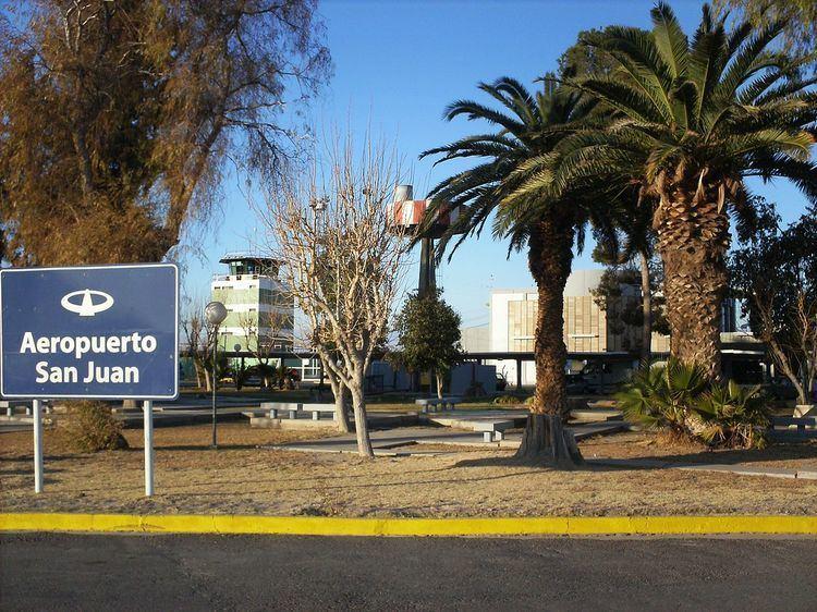 Domingo Faustino Sarmiento Airport