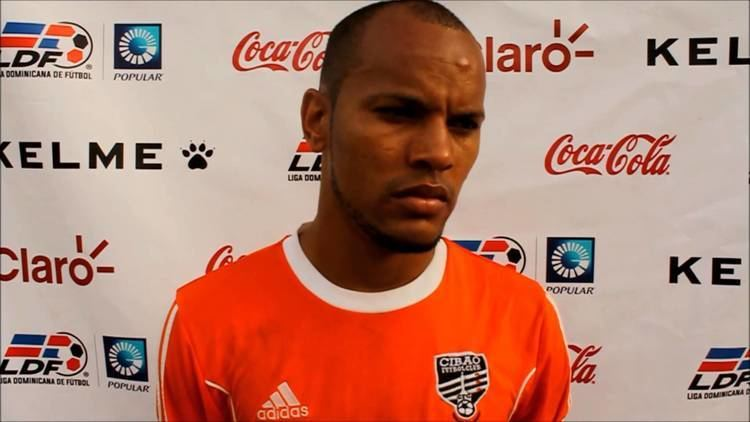 Domingo Peralta Domingo Peralta capitan de Cibao FC YouTube