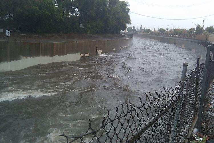 Dominguez Channel West Redondo Beach Boulevard Mapionet
