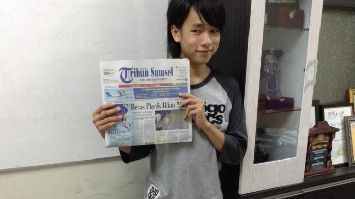 Dominic Brian Anak Jenius39 Dominic Brian akan Pecahkan Rekor Dunia di