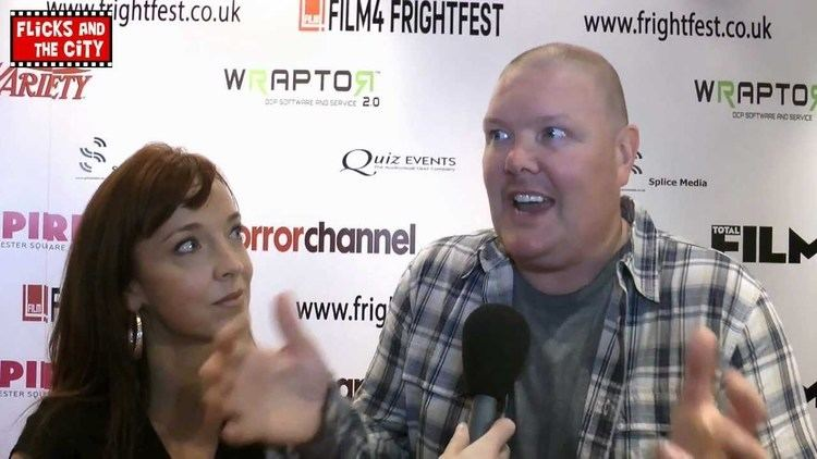 Dominic Brunt Dominic Brunt Joanne Mitchell Interview Before Dawn YouTube