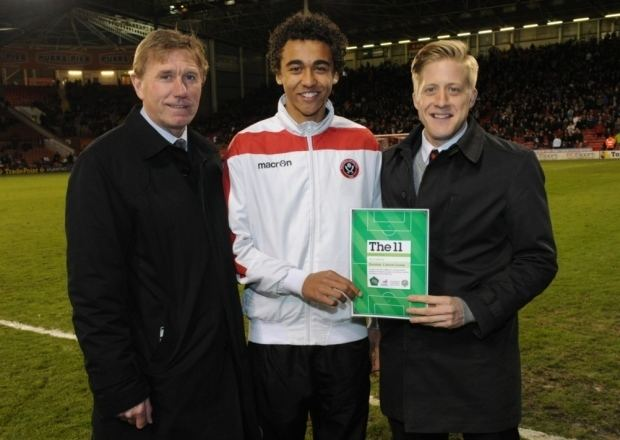 Dominic Calvert-Lewin Sheffield United Youngster gets his reward The Star