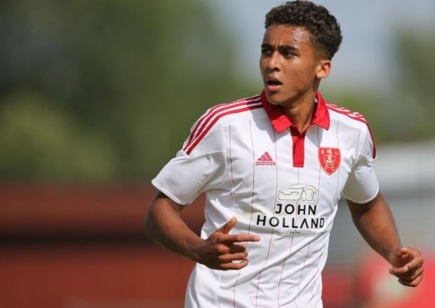Dominic Calvert-Lewin Dom39s Blades chance as he impresses boss The Star