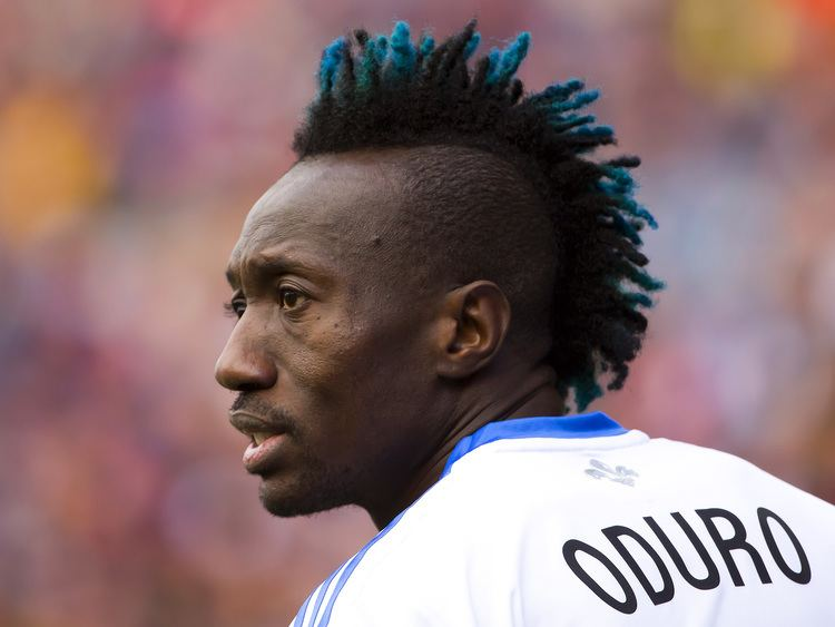Dominic Oduro Oduro CONCACAF 39did the right thing39 punishing
