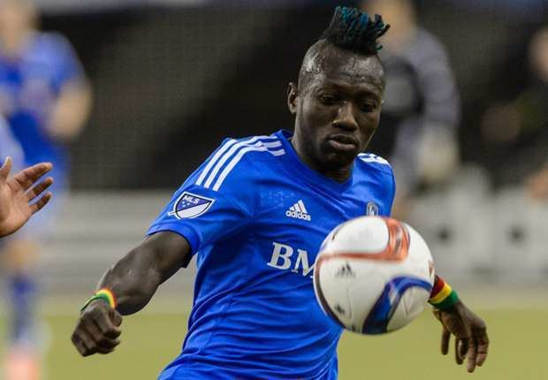 Dominic Oduro Why Montreal Impacts Dominic Oduro inclusion in the Ghana