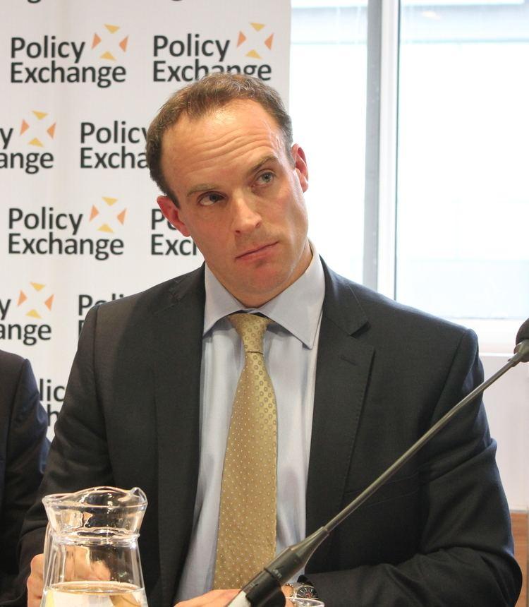 Dominic Raab Dominic Raab Biography Politician Lawyer United Kingdom