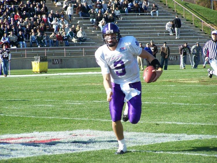 Dominic Randolph Patriot League NFL Prospects QB Dominic Randolph