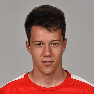 Dominik Prokop UEFA U19EM Dominik Prokop UEFAcom