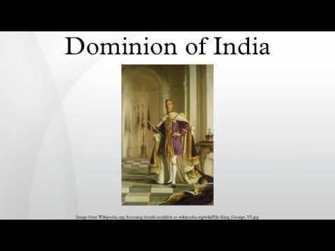 Dominion of India httpsiytimgcomvigtiJKVq1YiMhqdefaultjpg