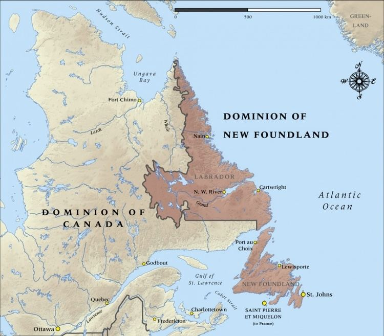 Dominion of Newfoundland Infographics Maps Music and More June 2016
