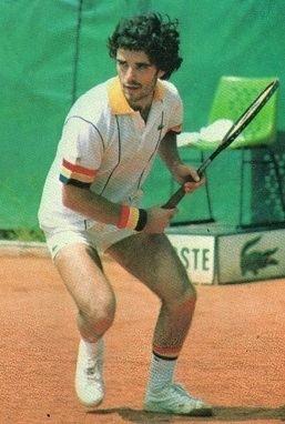 Dominique Bedel Dominique Bedel et Paul Torre Archives du Tennis masculin