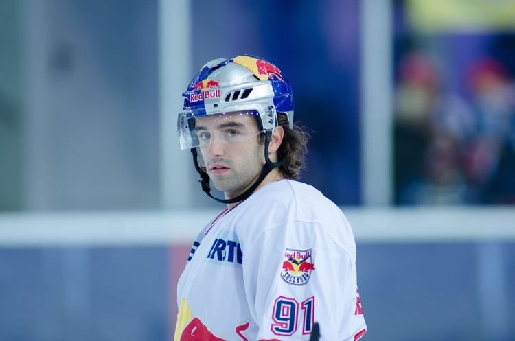 Dominique Heinrich Dominique Heinrich Biography Ice hockey player Austria