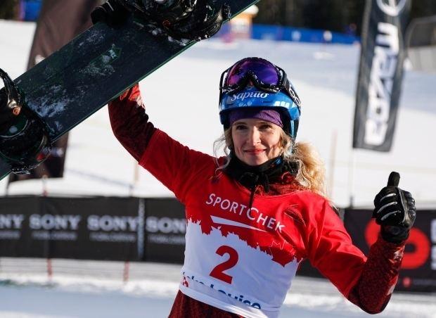 Dominique Maltais Canada39s Dominique Maltais wins silver in World Cup