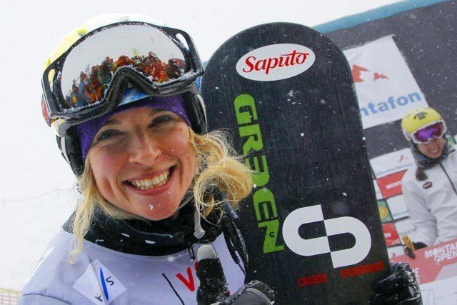 Dominique Maltais 10 Best Female Snowboarders in the World MaxWrapUp