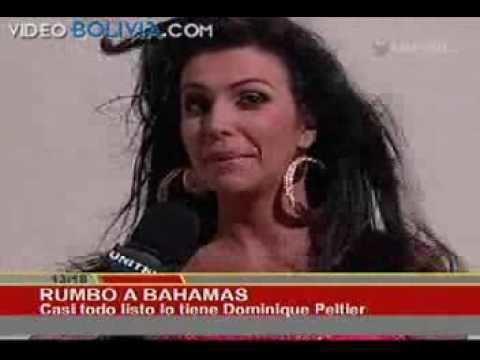 Dominique Peltier Dominique Peltiercochala Miss Bolivia sensual sesin de fotosVIVA