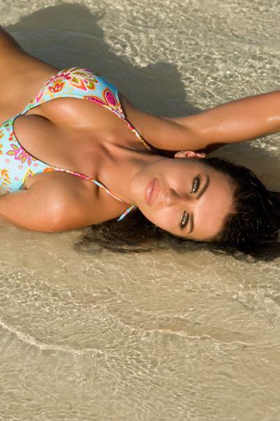 Dominique Peltier Miss Universo 2009 Miss Bolivia Dominique Peltier