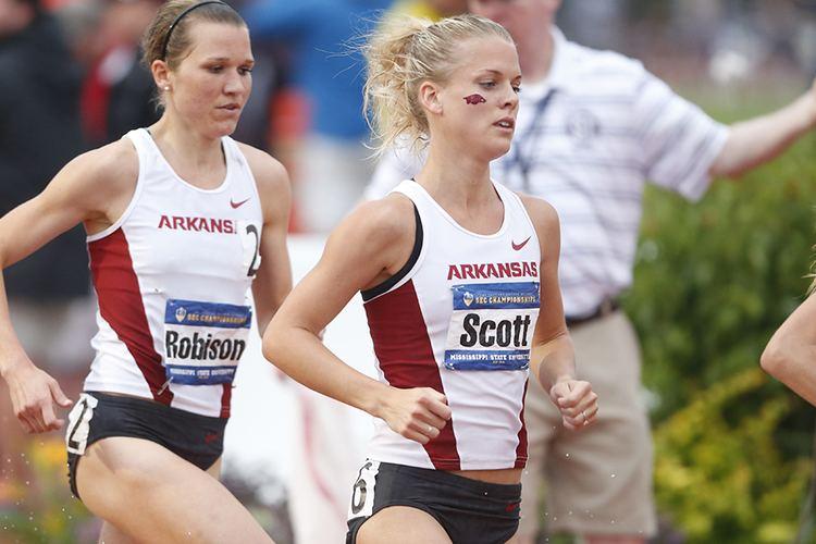 Dominique Scott-Efurd ScottEfurd Races To Silver At South Africa Championships Arkansas