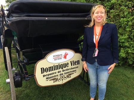 Dominique Vien Manchettes