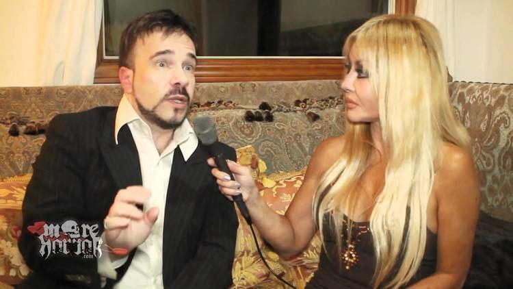 Domiziano Arcangeli Dawna Lee Heising Interviews Domiziano Arcangeli of Wrath of Crows