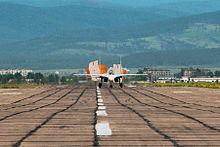 Domna (air base) httpsuploadwikimediaorgwikipediacommonsthu