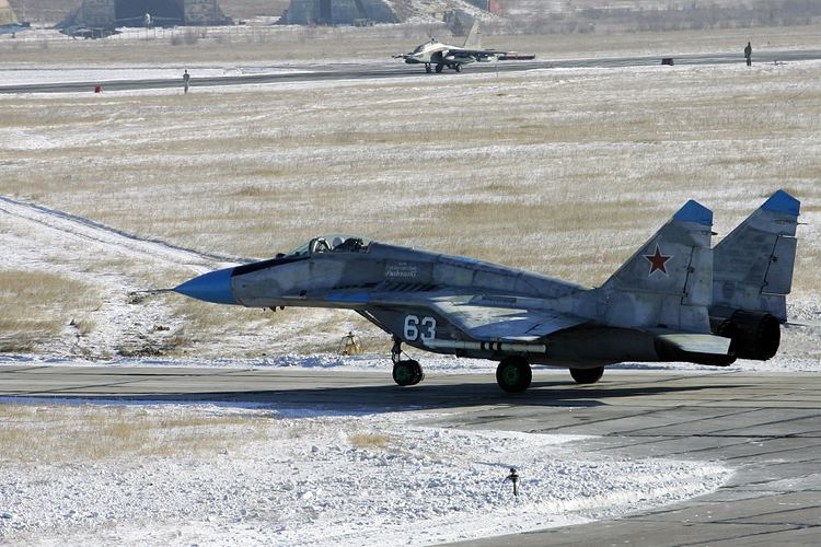 Domna (air base) Scheduled flights of the pilots from the airbase Domna located in