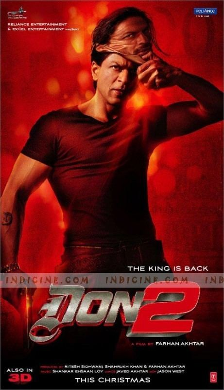 Don 2 Hrithik Roshans role in Don 2